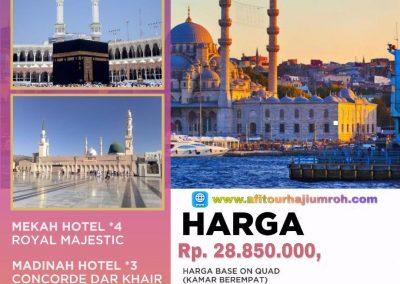Paket Umroh Afitour Terbaru 2019 (3)