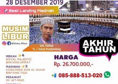 Paket Umroh Afitour Terbaru 2019 (9)